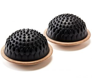 Makarlu Lotus Midnight Black Pair