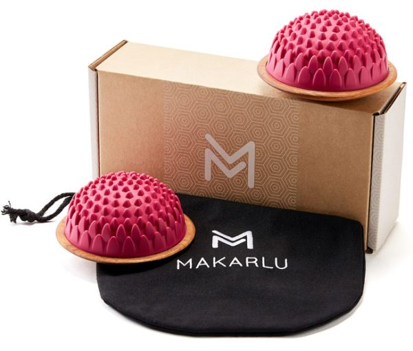 Makarlu Magenta with Box and Bag