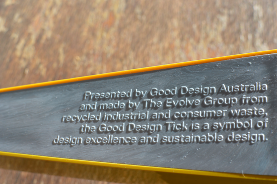 Makarlu Good Design Award Australia